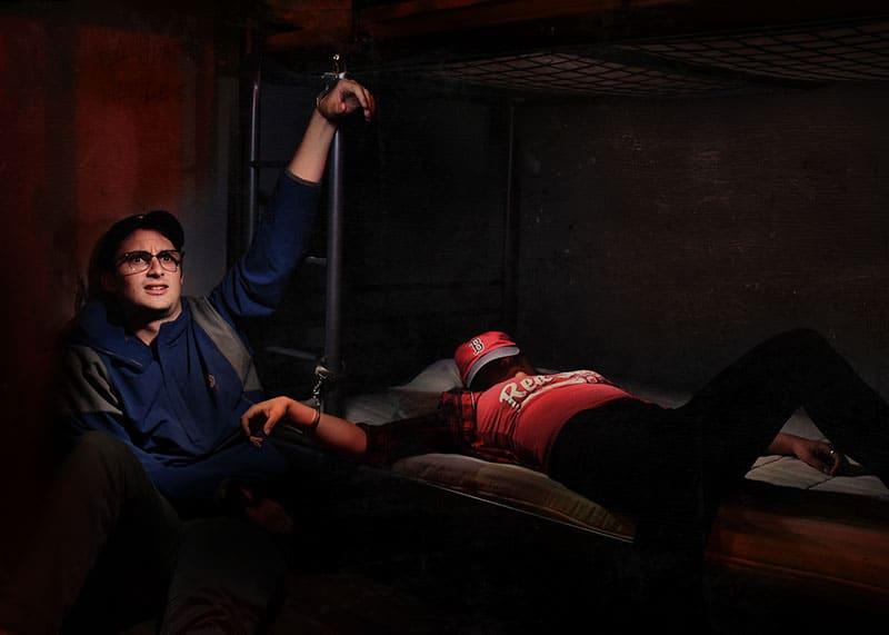 DRUNK TANK first escape room in boston