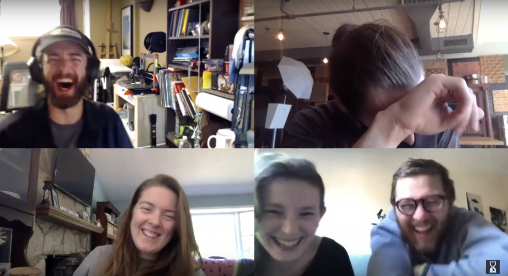 A Virtual Trappy Hour is one of the many ways to save company culture while working remotely.