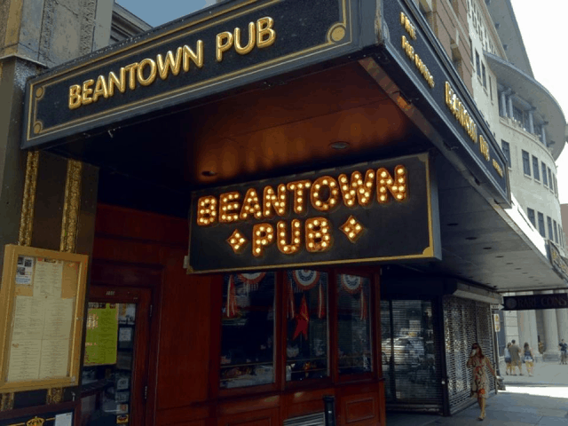 famous pub to visit in Boston on a rainy day